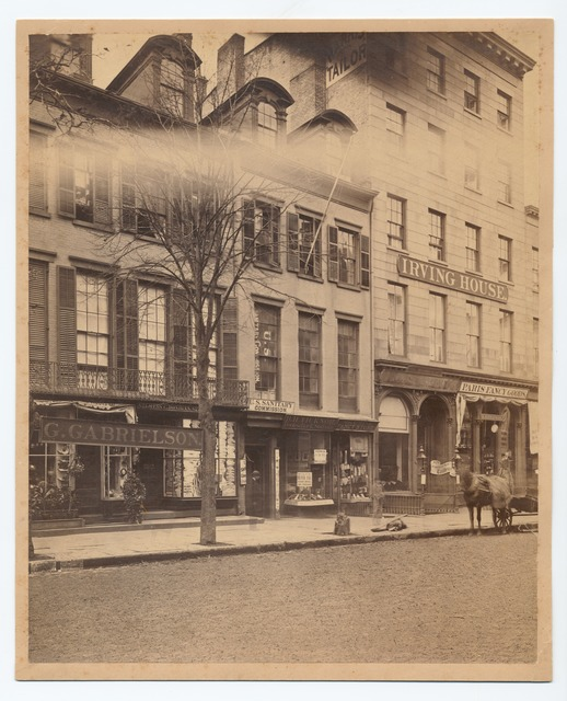 U.S. Sanitary Commission, New York Agency, 823 Broadway, New York, N.Y.