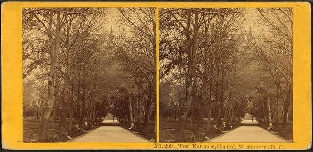 West Entrance, Capitol, Washington, D.C.