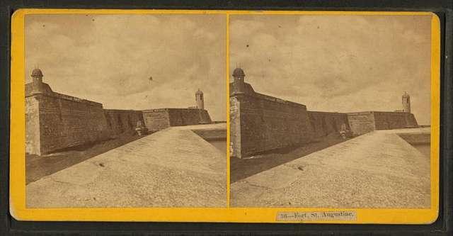 Fort St. Augustine.