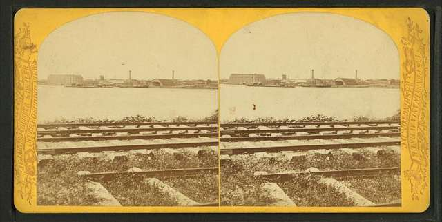 Navy Yard, E. Totherick, Operator.