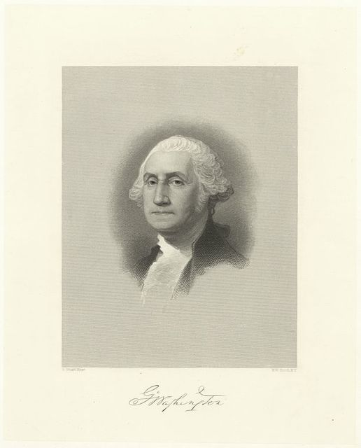 [George Washington.]
