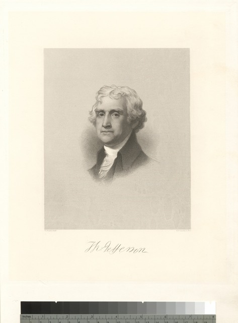 [Thomas Jefferson.]
