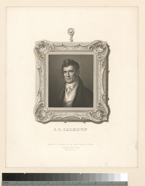 J.C. Calhoun.