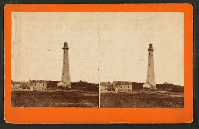 Tybee Lighthouse, Savannah River.