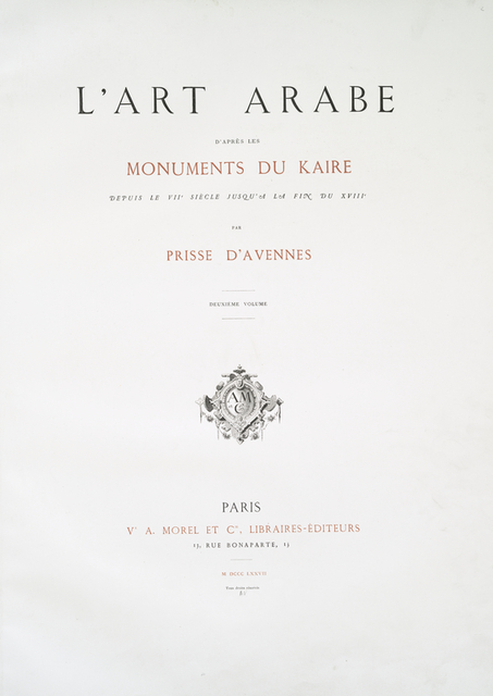 [Title page - same as Vol. I (second title page, with publisher's emblem) but with deuxieme volume.]