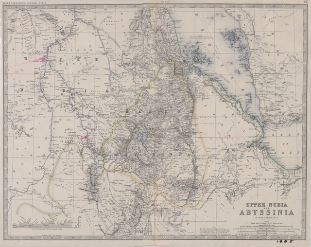 Upper Nubia and Abyssinia