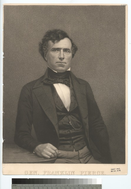 Gen. Franklin Pierce.