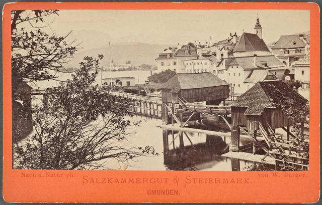 Salzkammergut & Steiermark. Gmunden