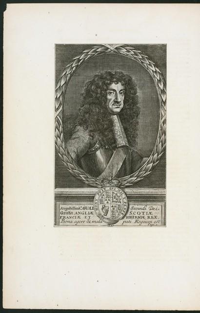 Augustissimi Caroli Secundi Dei Gratia Angliae, Scotiae, Franciae et Hiberniae Rex.