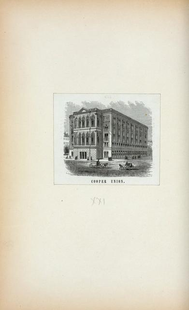 Cooper Union.