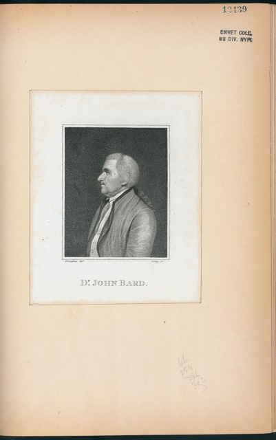 Dr. John Bard.