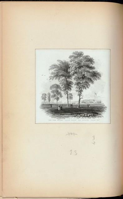 New York, Battery, Castle Garden, Bay, Narrows, Staten Isl.d [Island].