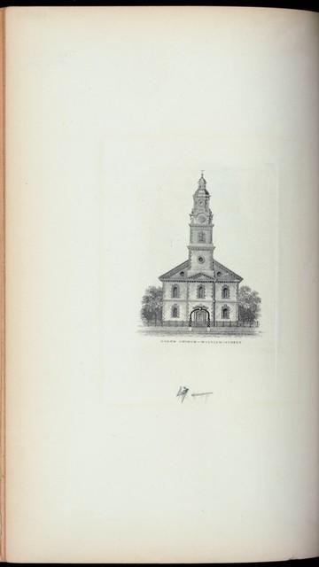 North Church, William Street.