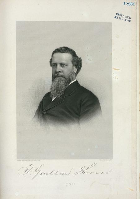 T. Gaillard Thomas.