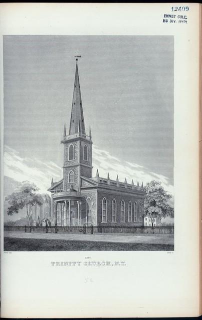 Trinity Church, N.Y.