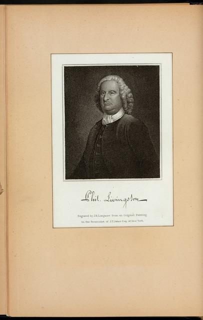 Phil. Livingston.
