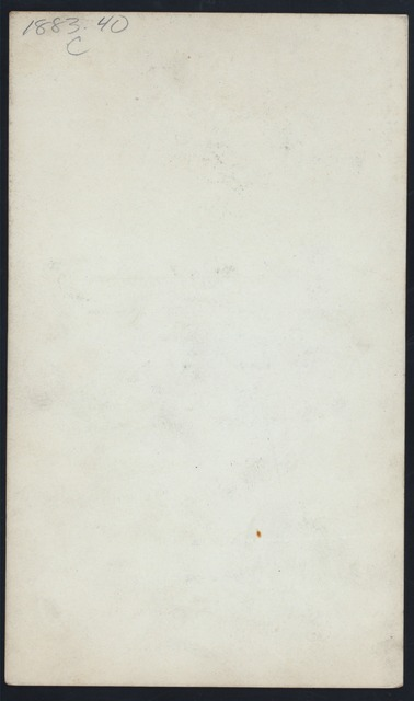 """BANQUET FOR THE EVACUATION OF NYC BY THE BRITISH [held by] NYCC [at] """"DELMONICO'S, NY"""" (HOTEL)"""