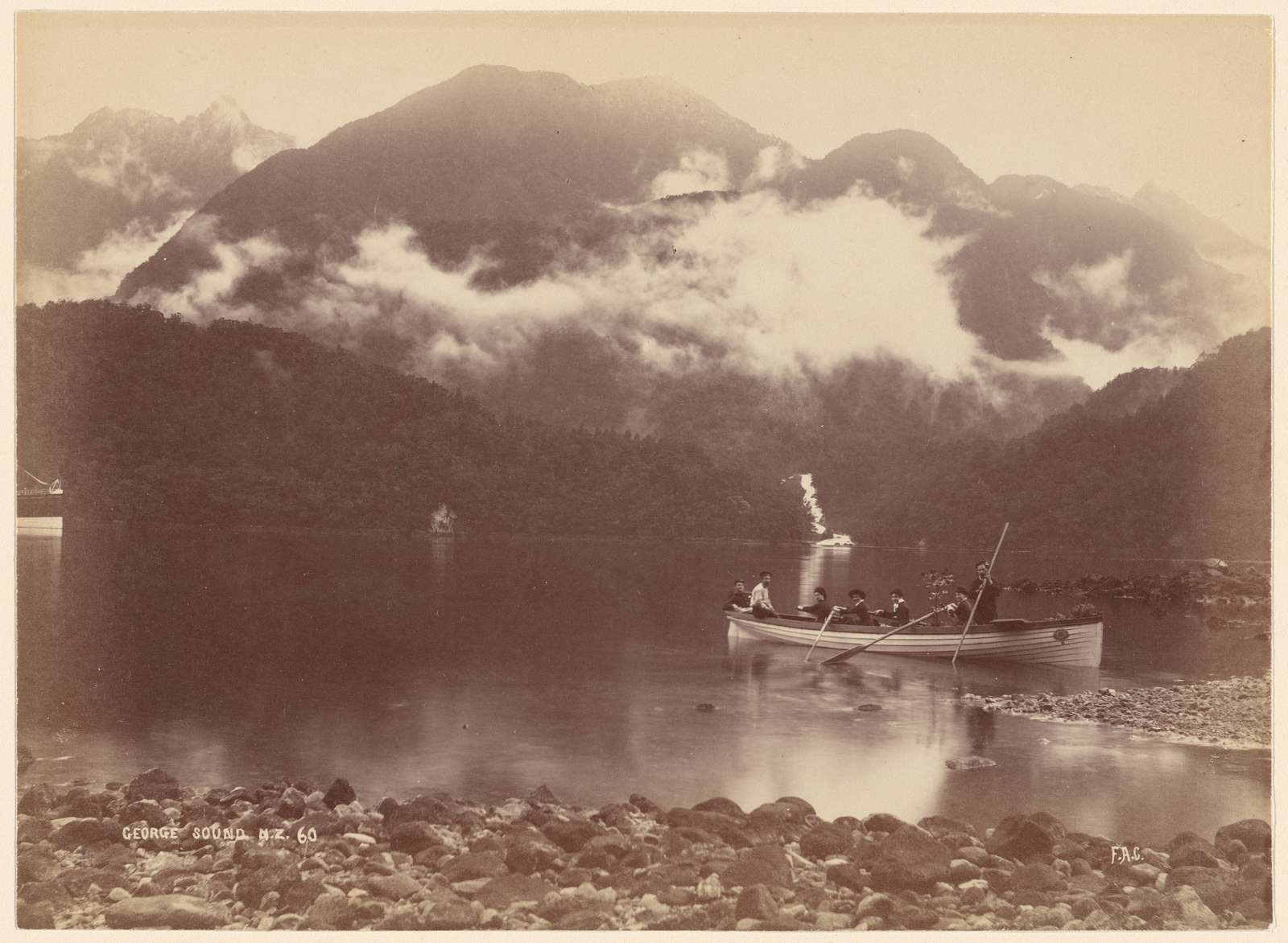 George Sound, N. Z.