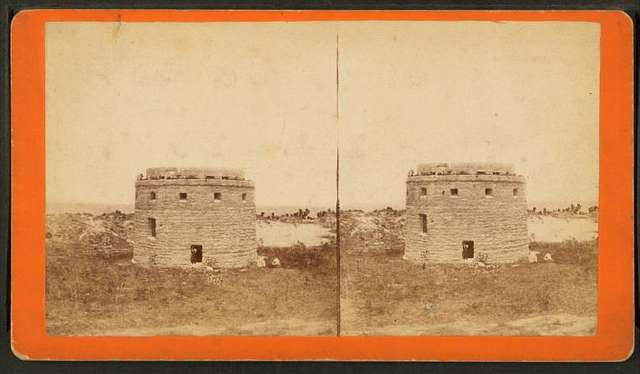 Old Spanish Fort, Tybee (Island), Ga.