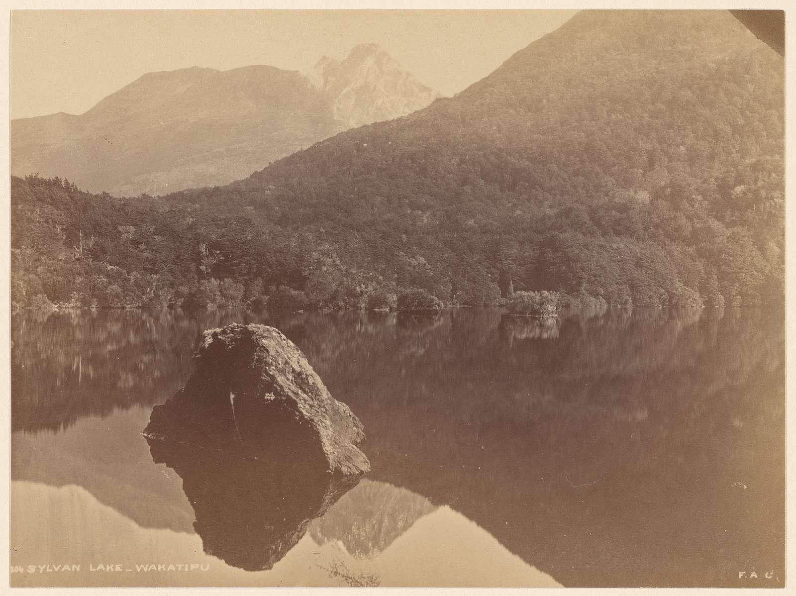 Sylvan Lake, Wakatipu