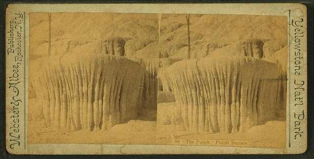 The Pulpit, Pulpit Terrace.