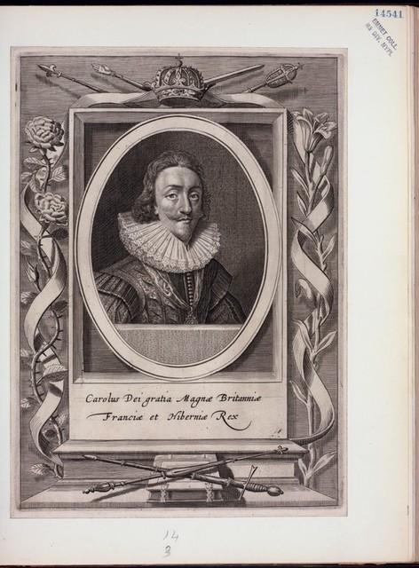 Carolus Dei gratia Magnae Britanniae, Franciae et Hiberniae rex.
