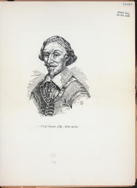 Pieter De Vries.