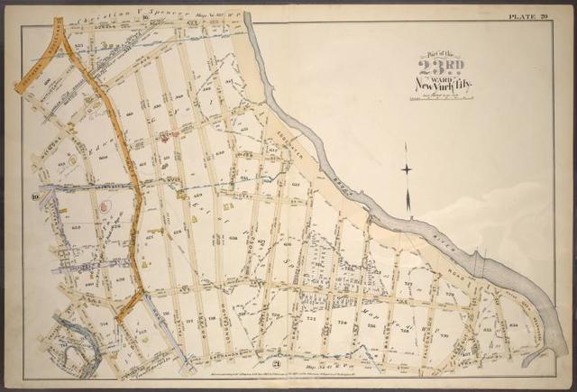 Plate 20: [Bounded by Dongan Ave., Edgewater Rd., Strain Pl., Sacrahong St., Grinnell Pl., Tiffany St., Winslow St., Bacon St., Craven St., Tiffany St., Wetmore Ave., Barretto St. and Southern Boulevard.]