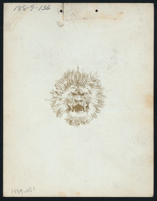 DINNER TO ROBERT T. LINCOLN [held by] [HARVARD?] [at]