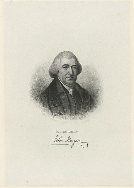 Dr. John Hanson.