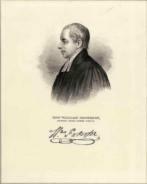 Hon. William Paterson, Associate Justice Supreme Court U.S.