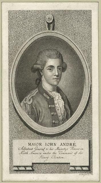 Major John Andre