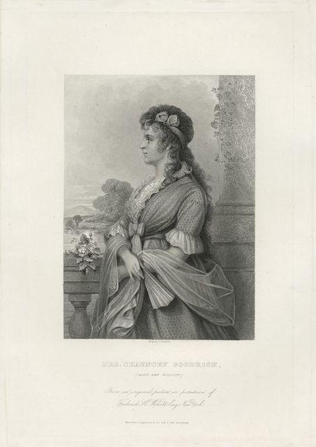 Mrs. Chauncey Goodrich (Mary Ann Wolcott)