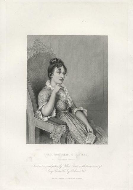 Mrs. Lawrence Lewis (Eleanor Custis)