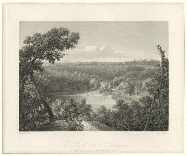 The battlefield of Brandywine