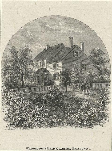 Washington's Headquarters, Brandywine