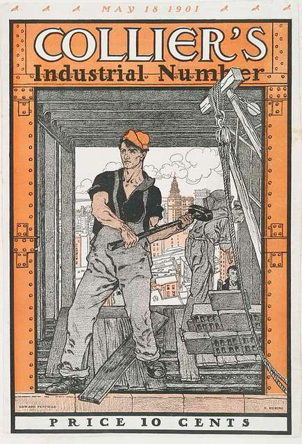 Collier's, Industrial Number, May 18, 1901, Price 10 Cents