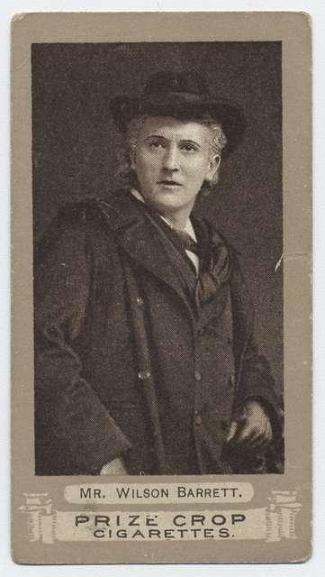 Mr. Wilson Barrett.