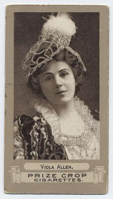 Viola Allen.