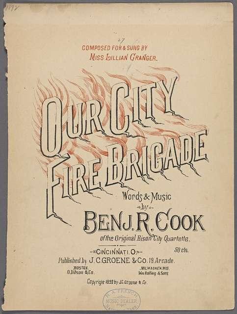 Our city fire brigade