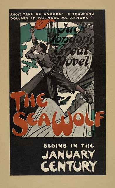 Ahoy! [...] The sea wolf.