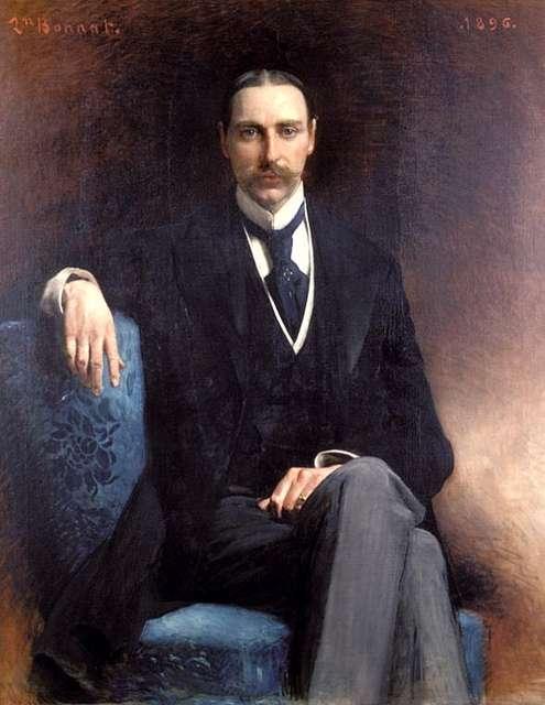 John Jacob Astor IV (1864-1912)