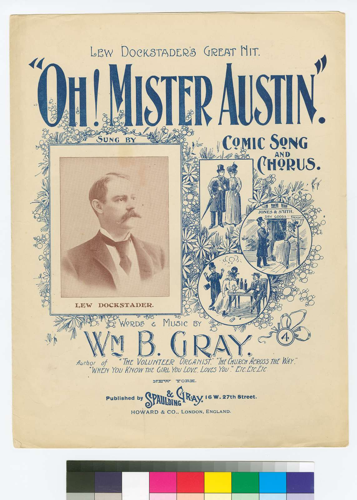 Oh! Mister Austin