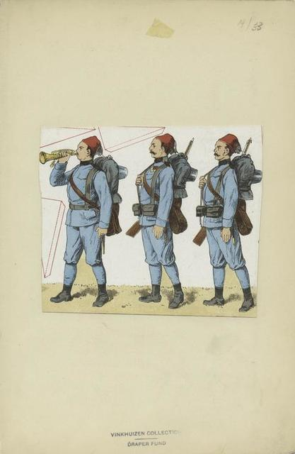 Bosnian infantry