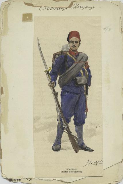 Infanterie (Bosnie-Herzégovine)