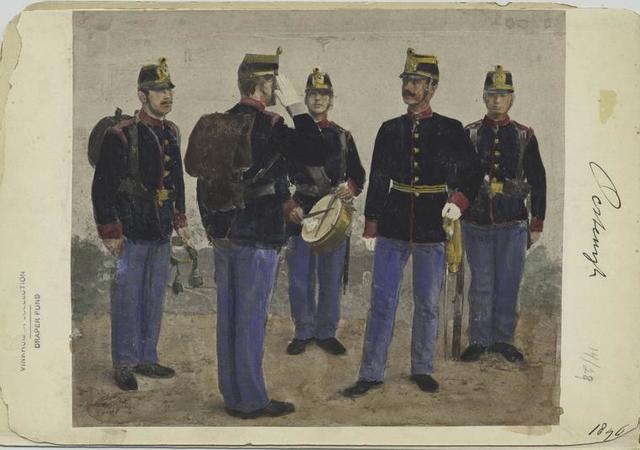 [Infantry.]