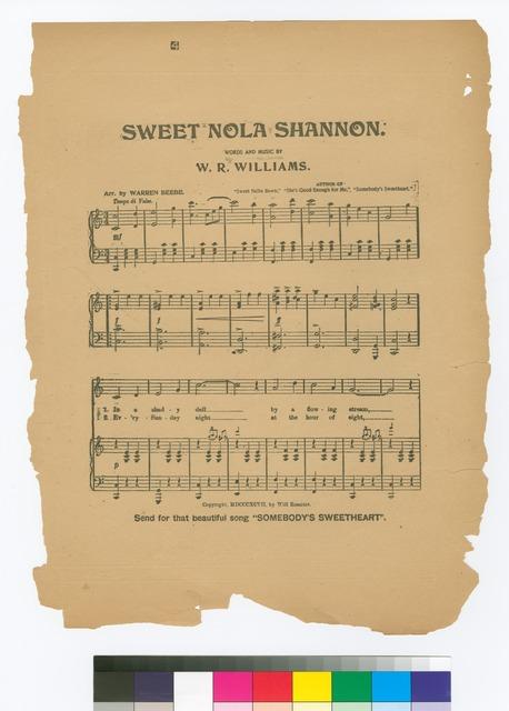 Sweet Nola Shannon