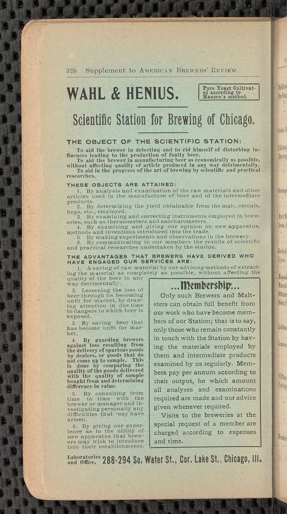 Brewers' guide for the United States, Canada and Mexico containing complete lists of brewers, maltsters and kindred trades, 1898
