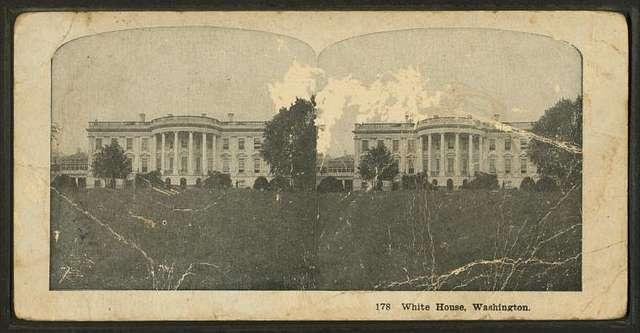 White House, Washington.