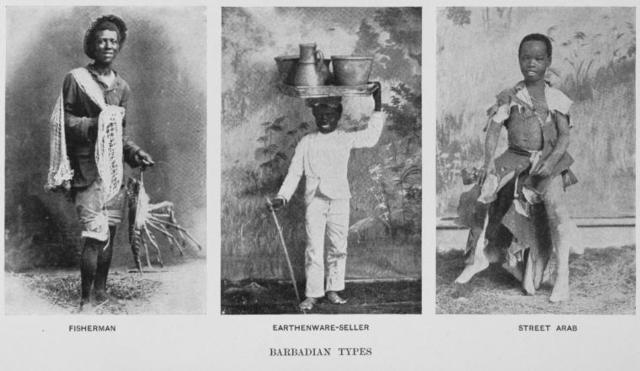 Barbadian Types